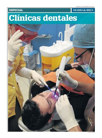 Clínicas dentales - Diario de Ibiza