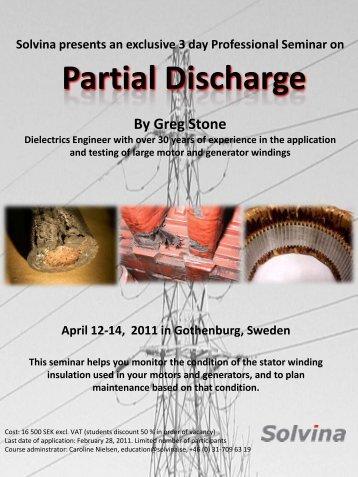 Partial Discharge - Iris Power Engineering