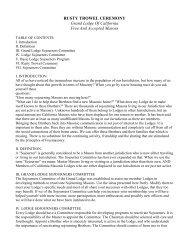Rusty Trowel Ceremony.pdf - The Grand Masonic Lodge of Iowa