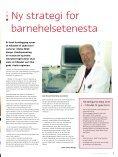 Klare til dyst for alderspsykiatrien - St. Olavs Hospital - Page 5