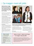 Klare til dyst for alderspsykiatrien - St. Olavs Hospital - Page 6