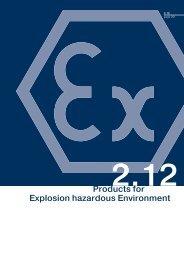 ATEX-Produkte - Hafner Pneumatik
