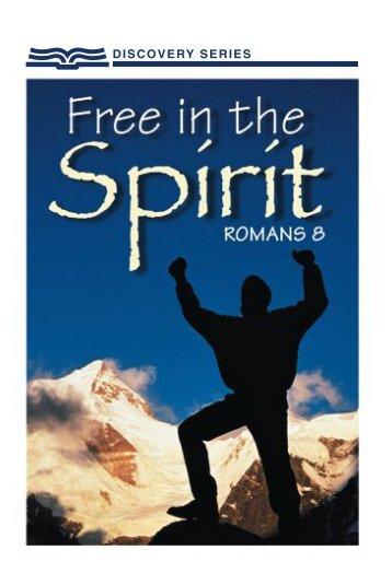 Free In The Spirit - RBC Ministries