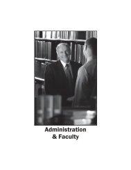 Administration & Faculty - University of South Carolina Upstate