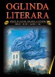 Lucian Gruia - Oglinda literara
