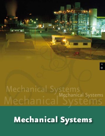 Mechanical Systems