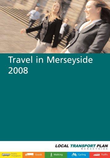 Travel in Merseyside 2008 - the TravelWise Merseyside website