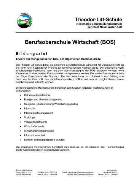 Berufsfachschule für Kaufmännische Assistentinnen/Assistenten