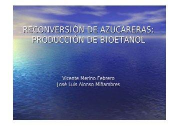 producción de bioetanol