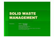 SOLID WASTE MANAGEMENT - new media