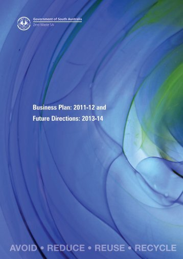 Business Plan: 2011-12 and Future Directions: 2013-14
