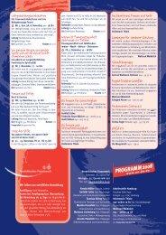 Programm 2008 - Nordelbisches Frauenwerk