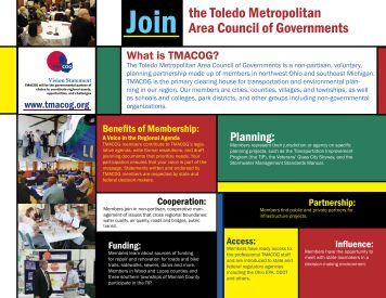 Download Our Membership Flier - Toledo Metropolitan Area Council ...