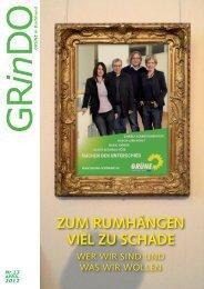 Download der GRinDO 13 als PDF - 1,45 MB - BÜNDNIS 90/DIE ...