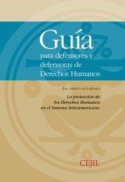 GuiaDH2012 - Programa de Equidad de Género en la Suprema ...