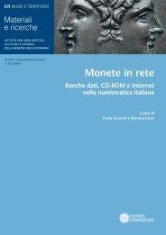 Monete in rete - Istituto per i Beni Artistici, Culturali e Naturali della ...