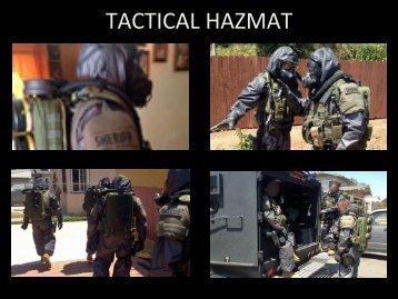 TACTICAL HAZMAT