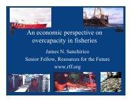 James N. Sanchirico - Woodrow Wilson International Center for ...