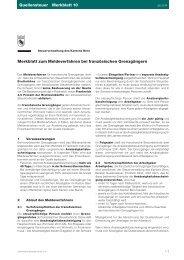 Quellensteuer Merkblatt Q10 ab 2013 - Kanton Bern
