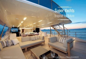 Yachts - Frances & Michael Howorth