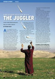 THE JUGGLER - Linux Magazine