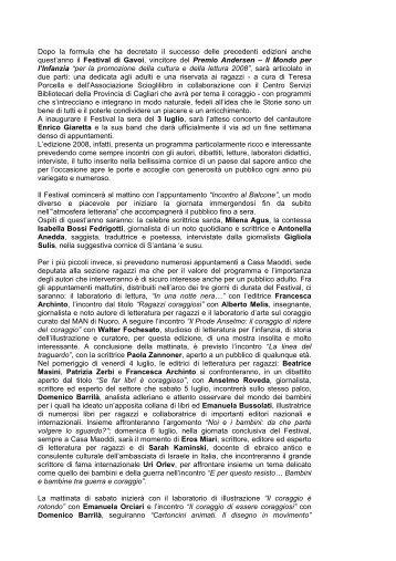 Consulta la scheda di approfondimento - Sardegna Cultura