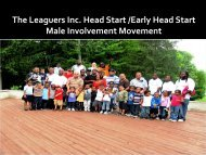 How To Develop A Fatherhood Initiative - Virginia Department of ...