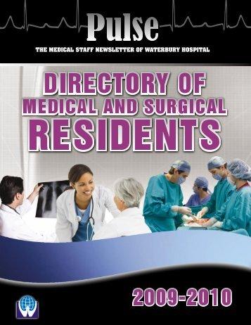 putting names to - Waterbury Hospital