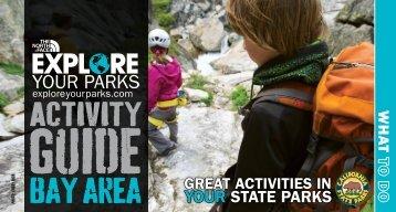 bay area - Explore Your Parks