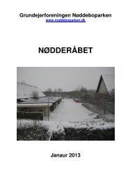 Januar 2013 - noddeboparken.dk