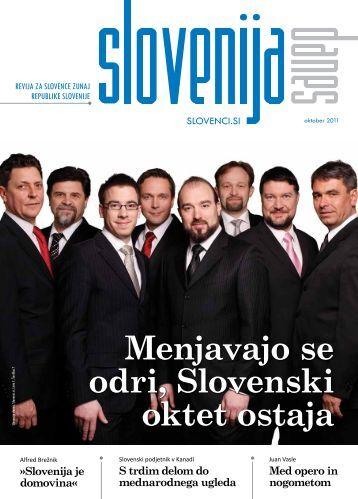 oktober 2011 - Urad Vlade Republike Slovenije za Slovence v ...