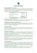 Hinweise zu unserem Pauschalprogramm - Hotel zum Walde - Seite 3