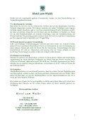 Hinweise zu unserem Pauschalprogramm - Hotel zum Walde - Seite 6