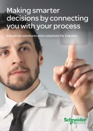 Industrial communication solutions for industry.pdf - Schneider Electric