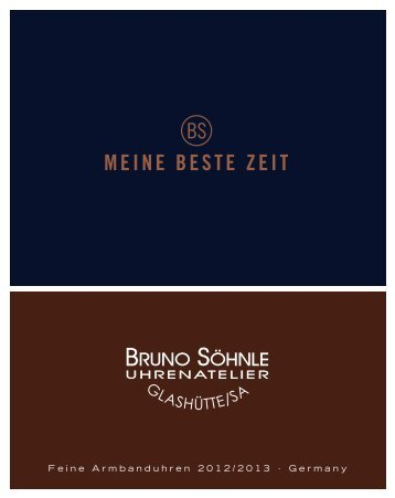 Katalog Quarz-Uhren - Pollmann