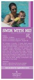 Swim with me! - Renaissance ClubSport