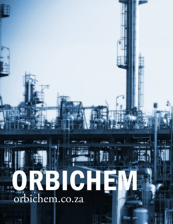 orbichem.co.za - The International Resource Journal