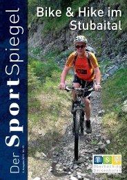 Sportspiegel 95 (PDF/2,5 MB) - TSV Oberhaching