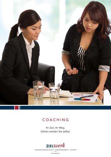 Coaching (pdf) download - ZIELWERK