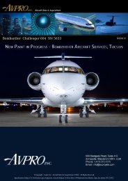 2006 Bombardier Challenger 604 - Business Air Today