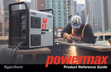 powermax Product Reference Guide