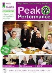 Spring/Summer 2010 Peak Performers Magazine - High Peak ...
