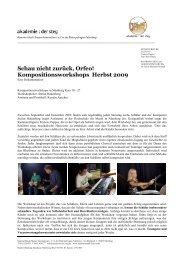 Workshop SEPTEMBER - Kubiss.de