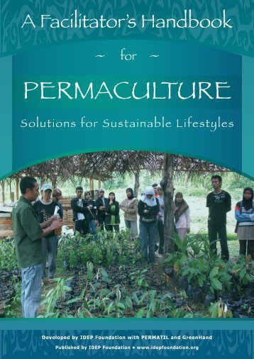 A Facilitator's Handbook for Permaculture - Green Journey