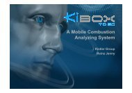 A Mobile Combustion Analyzing System - Engine Expo