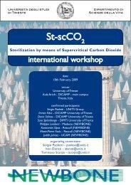 Programma dell'evento - Università degli Studi di Trieste