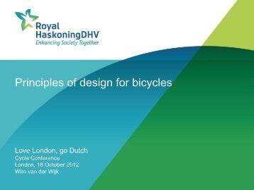 Download presentation - Royal Haskoning in the UK