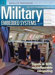 Military Embedded Systems July/August 2007