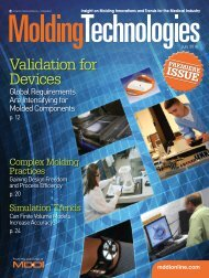 Validation for Devices - Mack Molding