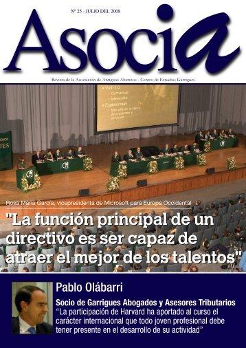 3 sumario.indd, page 1 @ Normalize - Centro de Estudios Garrigues
